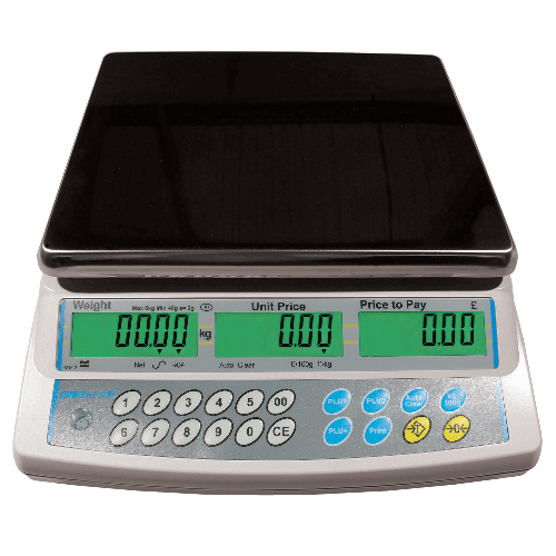 AZextra Price-Computing Retail Scales