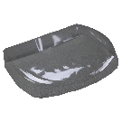 In-use wet cover for 400x300mm pan