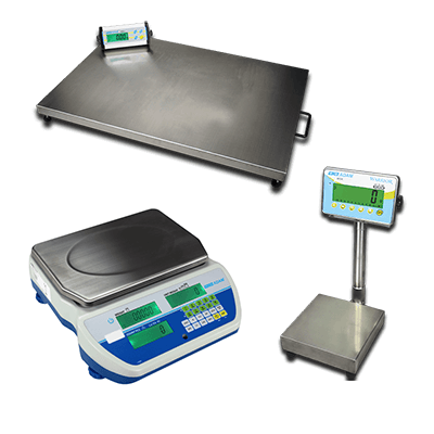 Bench and Floor Scales